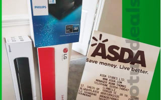 Asda flash sale: huge discounts on phones, games and technology