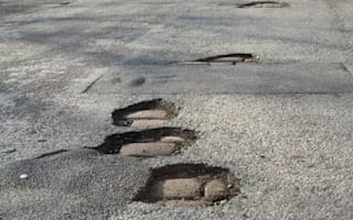 Pothole hotline gets 5,000 calls in 10 weeks