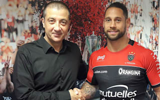 Toulon snap up former All Black McAlister from Toulouse