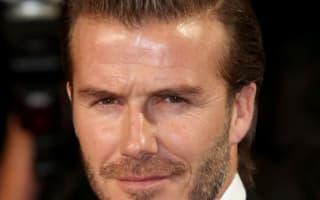 Beckham slammed over whisky tie-up