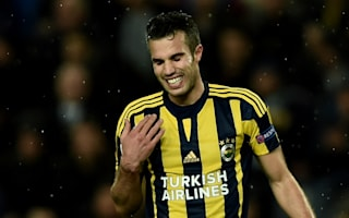 Van Persie sale out of the question, say Fenerbahce