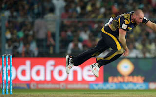 Hastings returns home from IPL