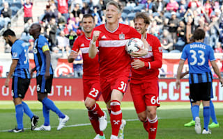 It was a great feeling - Schweinsteiger thrilled with debut goal