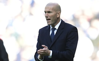 Zidane: Real Madrid not thinking about treble