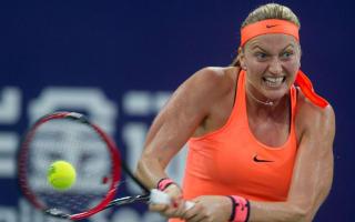 Kvitova ends 2016 with Elite Trophy triumph