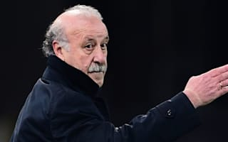 Del Bosque praises Aduriz and Morata after Italy draw