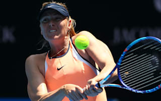 Radwanska and 'journeymen' rivals jealous of Sharapova - agent