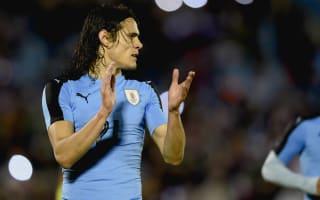 Uruguay 3 Trinidad and Tobago 1: Cavani double inspires hosts