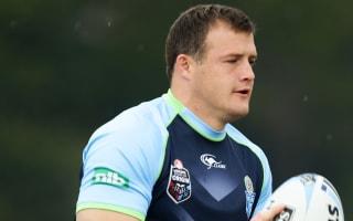 Morris replaces Dugan for Blues