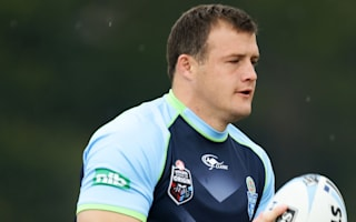 Morris replaces Dugan for Blues