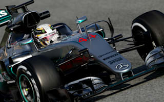 Hamilton stunned by Mercedes consistency