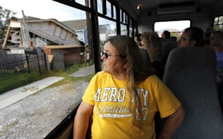 New Orleans residents angered by Hurricane Katrina disaster tourists