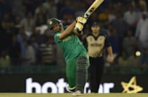 Afridi accepts international career is over