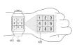 Samsung patentiert virtuelles Zweitdisplay für Smartwatches