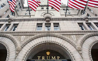 Trump's hotel could be forced out of DC building over 'breach of lease'