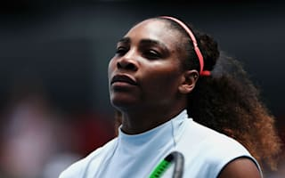 Serena: I have never returned like that in my life