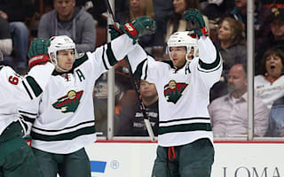 Wild become second NHL team in three days with confirmed mumps cases