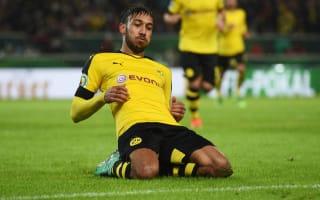 Stuttgart 1 Borussia Dortmund 3: Aubameyang helps Tuchel's men into last four