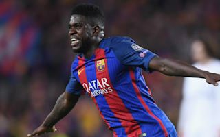 Umtiti hopes to get one over Barcelona team-mates as France host Spain