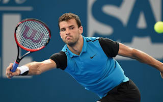 Dimitrov dumps Simon out in Brisbane