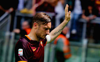 Serie A Review: Totti makes 600th appearance as Roma continue Napoli battle