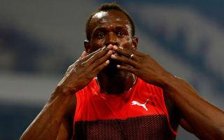 Bolt hits out at 'disrespectful' Gatlin