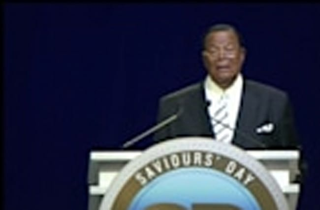Farrakhan slams Trump