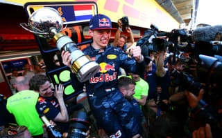Verstappen: F1's new iceman has the world at his feet
