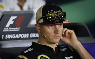 "Raikkonen: Move to Ferrari ""purely"" about money"