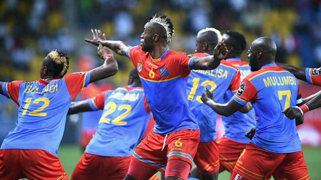 DR Congo top Group C with 3-1 win over Togo
