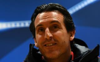 PSG reaping rewards of hard work - Emery