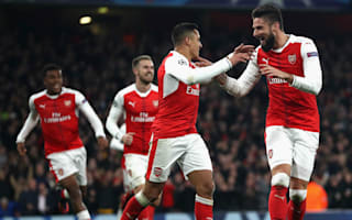 Arsenal 1 West Brom 0: Giroud gets Gunners back on track