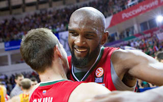 Lokomotiv oust Barca to break new ground in Euroleague