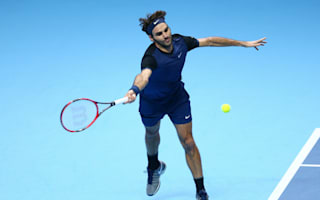 Federer rues decision making in Finals defeat