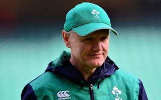 Highlanders approach Ireland head coach Schmidt