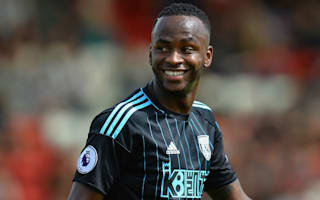 Berahino at the double for West Brom as Burton down Stoke