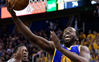 Warriors close out sweep of Jazz in dominant fashion