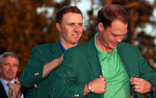 Spieth fuelled by desire to exorcise Augusta demons