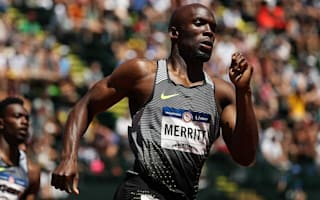 Merritt, Felix run top 400m times to earn Rio berths