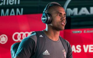 Brazil lose Bayern's Douglas Costa to knee injury