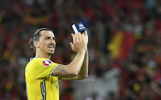 Ibrahimovic left out of Manchester United squad for China tour