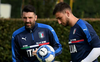 Proud Donnarumma savours Buffon advice