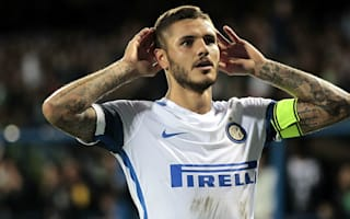 Icardi hits back at 'tasteless' Maradona