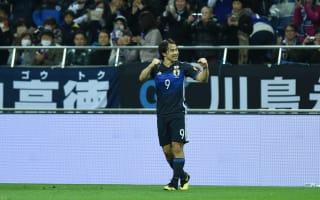 Japan 5 Afghanistan 0: Hosts continue fine qualification form