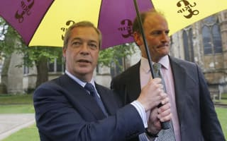 'Little future' for Ukip with Douglas Carswell in the party, says Nigel Farage