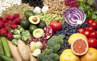 Seven superfoods for women over 50