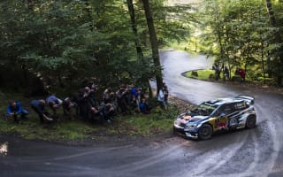 Volkswagen takes victory on asphalt at Rally Germany