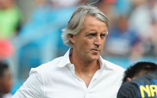I would love to coach Italy - Mancini