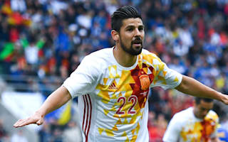Nolito dreaming of Euro 2016 after Spain double