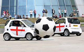 Smart to recreate World Cup at Brooklands